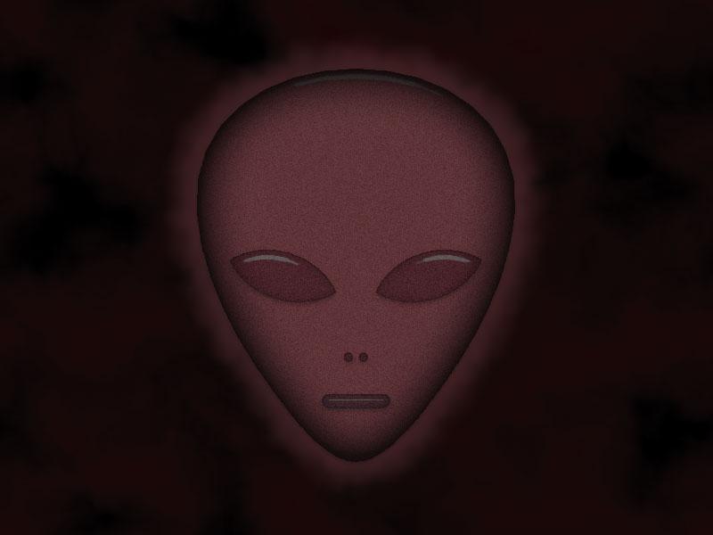 cool alien background