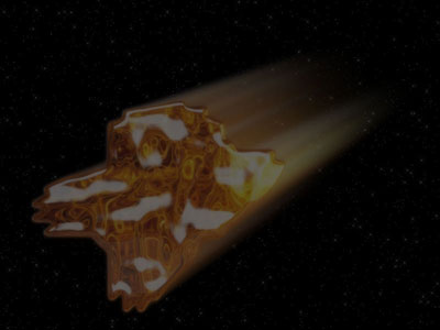 meteor background 800x600