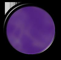 round purple bullet