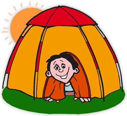 good morning camping