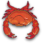 nice red crab