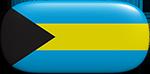 Bahamas button clipart