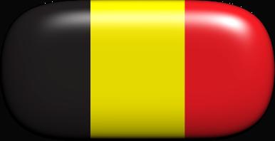 large Belgian button