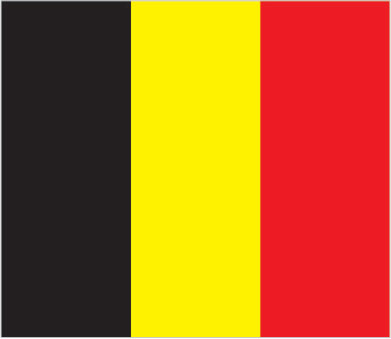 large Belgian flag