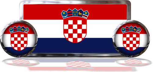 Croation Flags