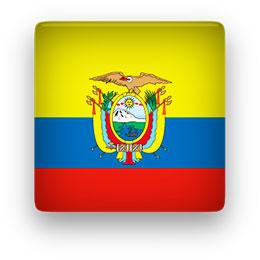Ecuador clipart square