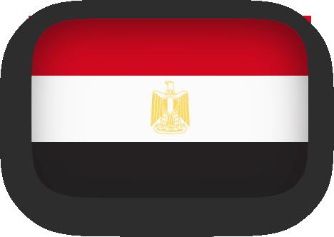 Egypt Flag clip art
