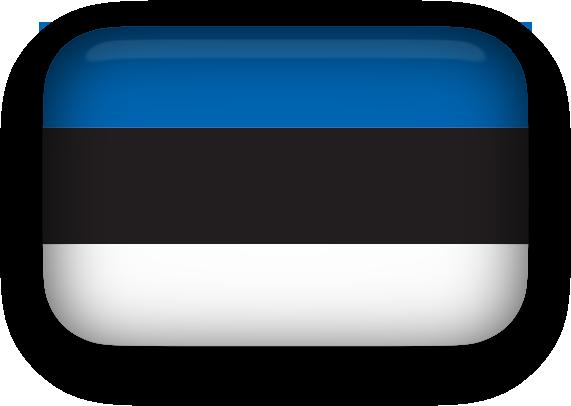 Estonia Flag clipart
