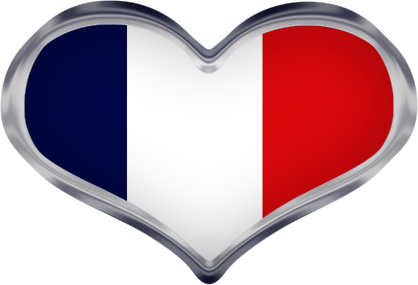 Clip Art French Flag Clipart free animated france flags french flag clipart heart flag