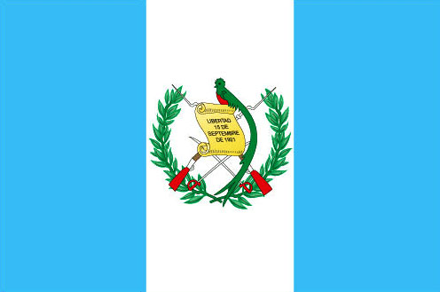 Free Animated Guatemala Flags - Guatemalan Clipart