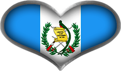 Guatemalan heart