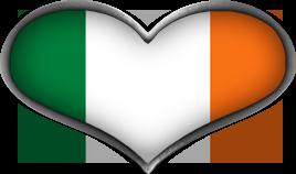 Ireland heart