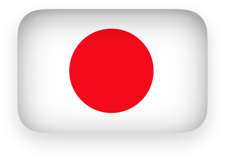 Free Animated Japan Flags - Japanese Clipart