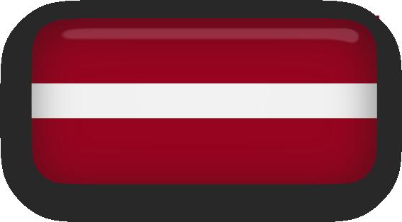 Latvia Flag clipart