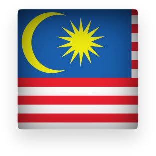 Malaysia Flag clipart