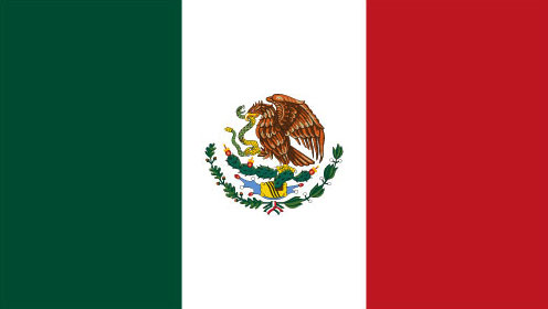large Mexican Flag