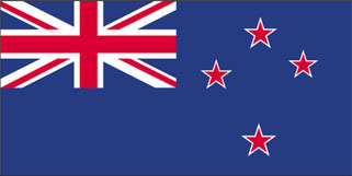 large New Zealand Flag