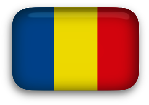 Flag Romania Country, Romanian Banner, Tricolor Blowing In Wind ...