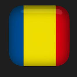 Romanian Flag clipart
