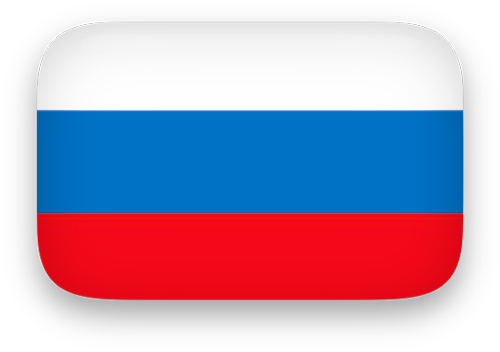 Animated Russian Flags - Clipart
