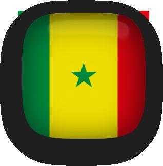 Senegal clipart