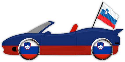 Slovenian car