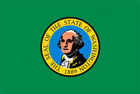 flag of Washington