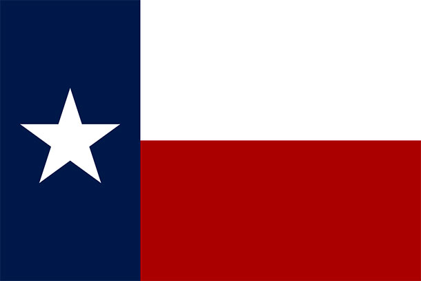 large Texas Flag