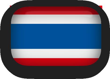 Thailand Flag clipart