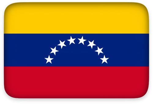 Venezuela Flag clipart