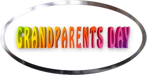 Clip Art Grandparents Day Clipart grandparents day clipart animated gifs oval with many colors