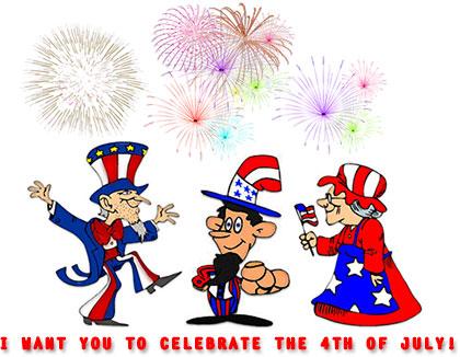 celebrate the 4th