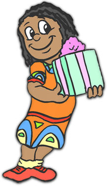 gift giving on Kwanzaa