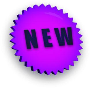 new 3d dark purple